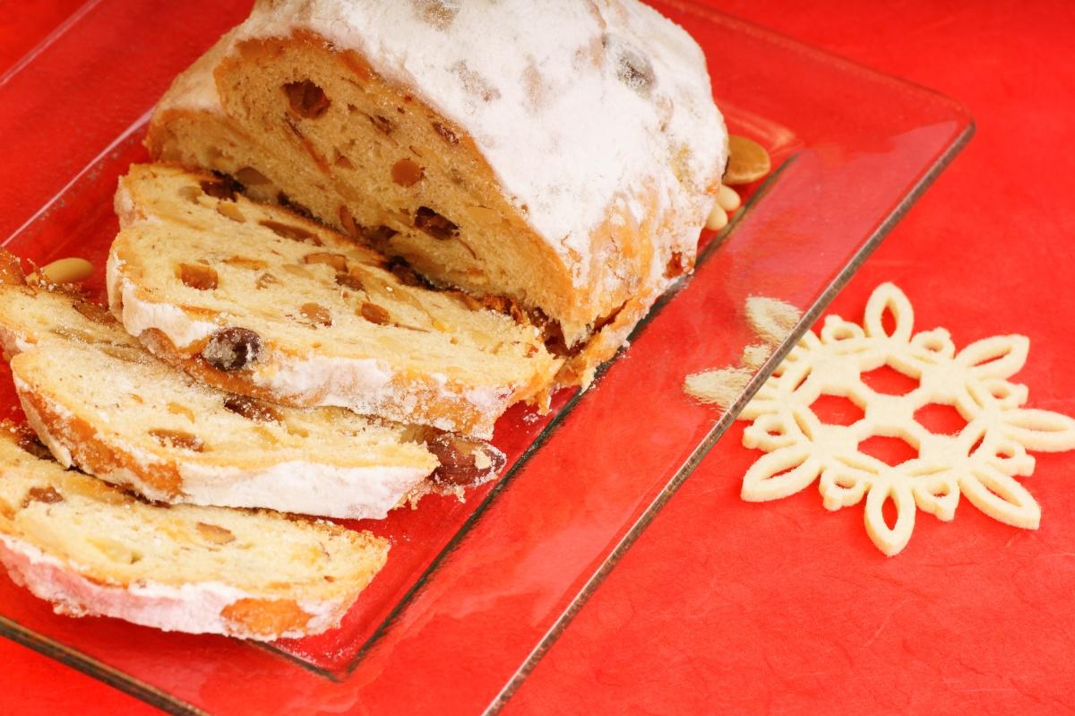 Paleo Fruitcake |